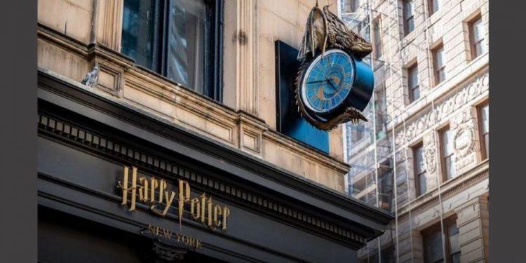 Sklep Harry Potter Experience otwarty w sercu NY Sklep Harry Potter Experience