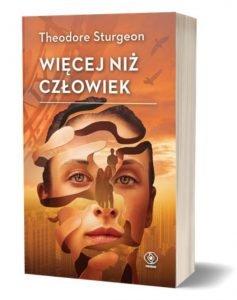 Książki Więcej niż człowiek szukaj na TaniaKsiazka.pl