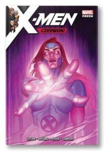 Marvel Fresh X-Men. Czerwoni szukaj na TaniaKsiazka.pl