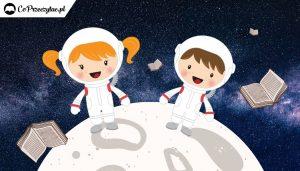 11 książek o kosmosie dla dzieci