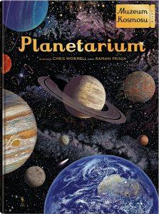 Planetarium - kosmos dla dzieci w książce