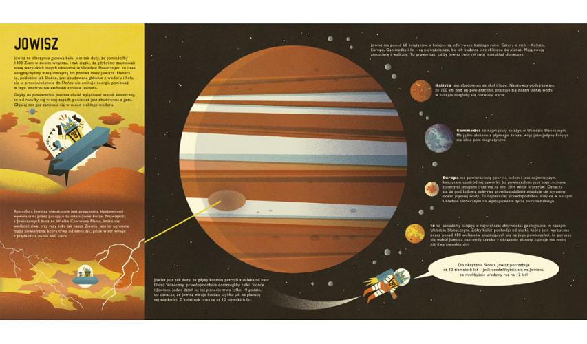 Seria książek o kosmosie dla dzieci - Profesor Astrokot
