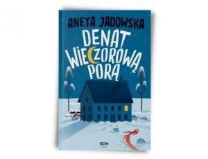 Aneta Jadowska Denat wieczorową porą Książki na lato dla ochłody: komedie kryminalne