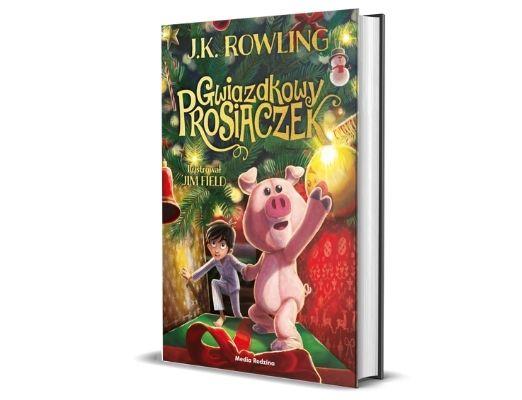 J.K. Rowling Gwiazdkowy Prosiaczek