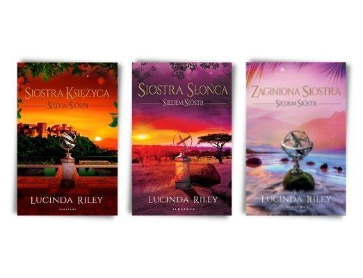 Lucinda Riley saga Siedem sióstr