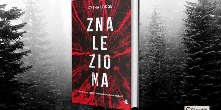 Znaleziona Gythi Lodge - zapowiedź nowej książki