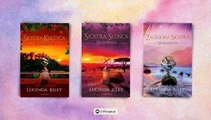 Powstanie ósma część Siedmiu sióstr! Współautorem Harry Whittaker - syn Lucindy Riley