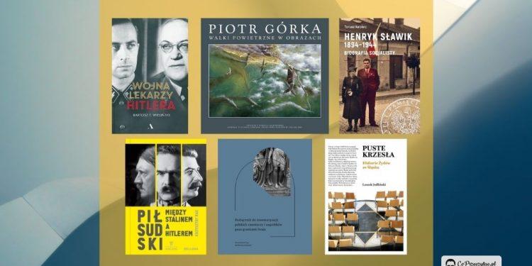 Historia Zebrana. Książki historyczne I półrocza 2021: najlepsza 6