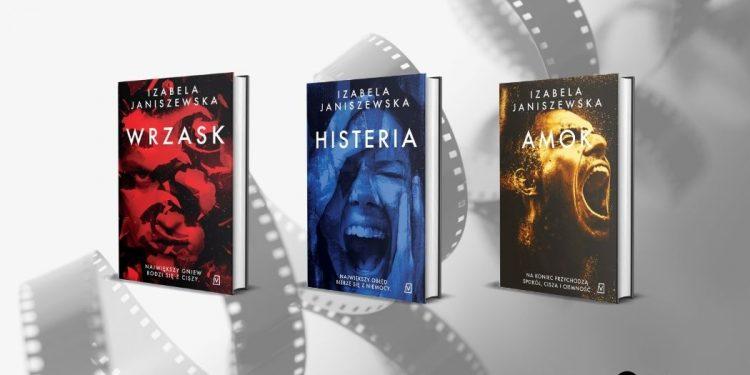 Trylogia Izabeli Janiszewskiej - oscarowe studio z prawami do ekranizacji