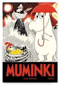 Komiksy inspirowane książkami z serii Muminki znajdziecie na TaniaKsiazka.pl