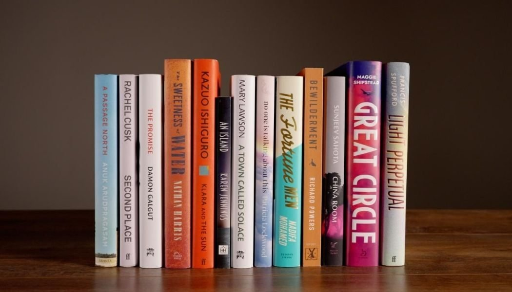 Nagroda Bookera 2021 - długa lista nominowanych