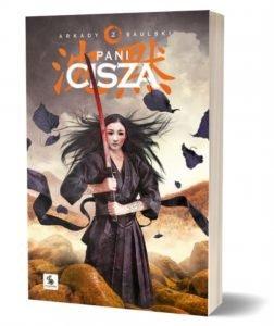 Lipcowe zestawienie fantasy 2021: tytułu Pani Cisza szukaj na TaniaKsiazka.pl