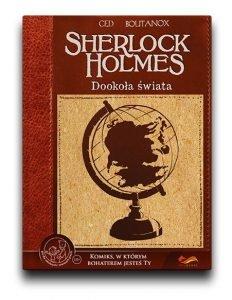 Komiks Sherlock Holmes. Powieść paragrafowa zdobędziesz na TaniaKsiazka.pl
