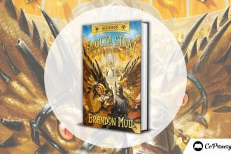 Mistrz Igrzysk Tytanów - recenzja nowej książki z cyklu Smocza Straż