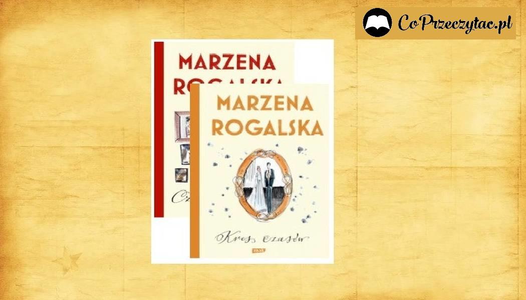 Kres czasów Marzena Rogalska okładka książki