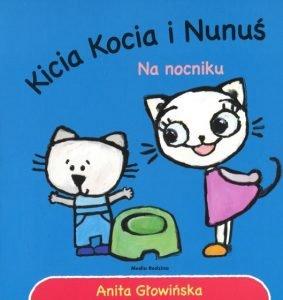 Kicia Kocia i Nunuś. Na nocniku Sprawdź na TaniaKsiazka.pl >>