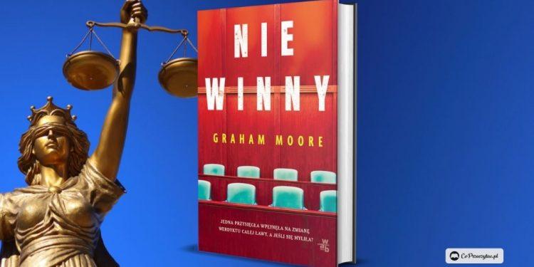 Niewinny Grahama Moore'a - nowa powieść zdobywcy Oscara