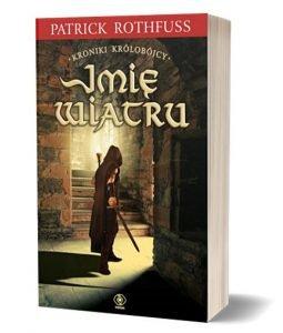 Szukasz książi Imię wiatru? Znajdziesz ją na TaniaKsiazka.pl!