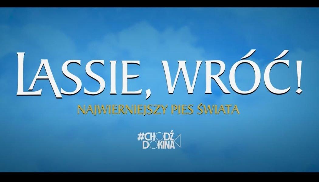 Lassie wróć Sprawdź na TaniaKsiazka.pl >>