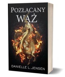 Książki Pozłacany wąż z serii Mroczne Wybrzeża szukaj na TaniaKsiazka.pl