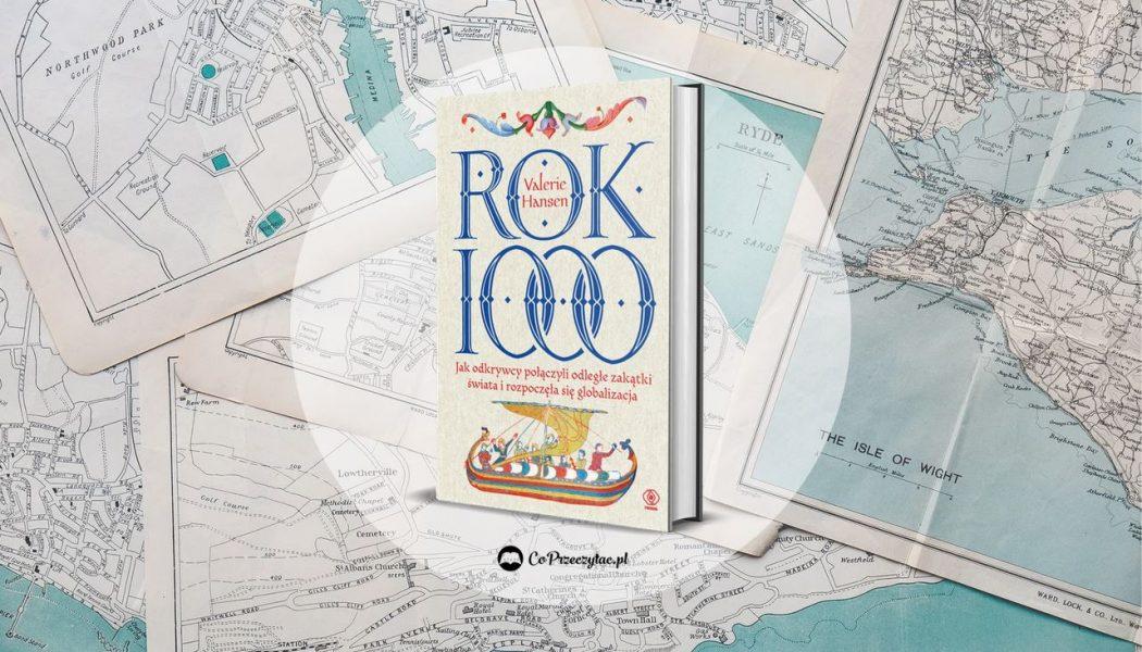 Recenzja książki Rok 1000, dostępnej na TaniaKsiazka.pl