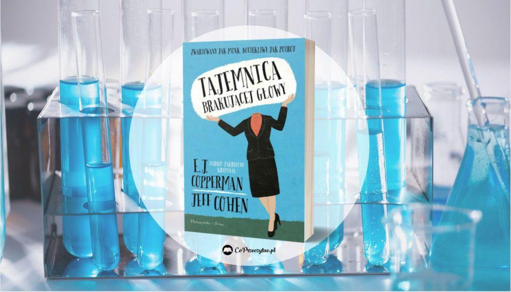 Tajemnica brakującej głowy – książki szukaj na TaniaKsiazka.pl