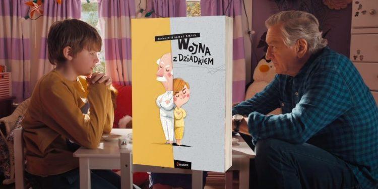 Wojna z dziadkiem - ekranizacja w kinach Wojna z dziadkiem ekranizacja
