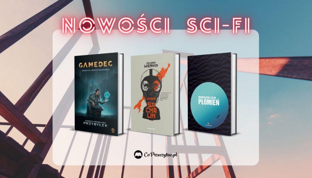Wrześniowe zapowiedzi sci-fi 2021 znajdziecie na TaniaKsiazka.pl