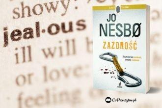 Zazdrość Jo Nesbo już we wrześniu! Zazdrość Jo Nesbo