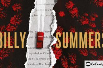 Billy Summers recenzja książki Stephena Kinga