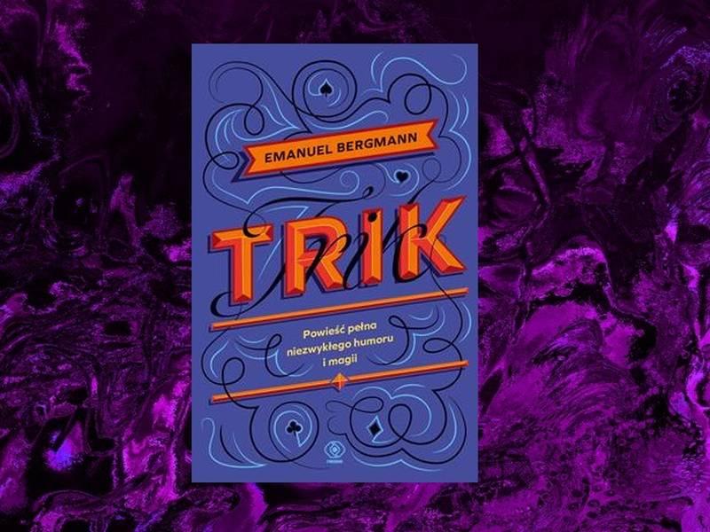 Trik - okładka książki