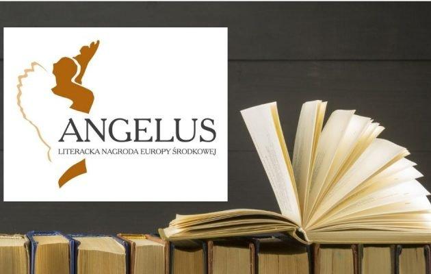 Literacka Nagroda Europy Środkowej Angelus 2021 - finaliści Angelus
