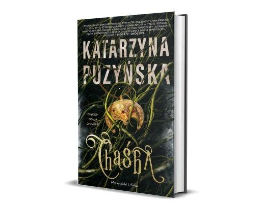 Katarzyna Puzyńska Chąśba nowa książka Puzyńskiej