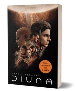 Październikowe zestawienie sci-fi 2021: Diuna to tytuł, który znajdziesz na TaniaKsiazka.pl