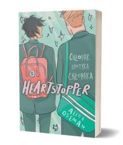 Komiks Heartstopper tom 1. dostaniesz na TaniaKsiazka.pl