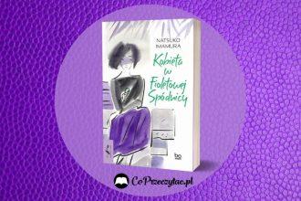 Kobieta w fioletowej spódnicy - zapowiedź Wydawnictwa Uniwersytetu Jagiellońskiego Kobieta w fioletowej spódnicy