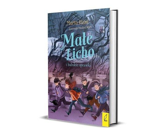 Małe Licho i babskie sprawki - książka dla dzieci