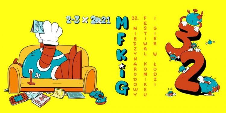 Międzynarodowy Festiwal Komiksu i Gier 2021 Międzynarodowy Festiwal Komiksu i Gier