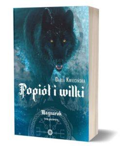 Październikowe zapowiedzi fantasy 2021: Popiół i wilki