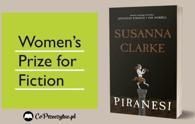 Women's Prize for Fiction 2021 - laureatką Susanna Clark! Women's Prize for Fiction