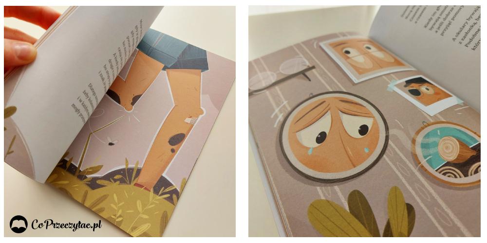 Z żartem i śmiele o moim ciele - świetne wierszyki dla dzieci, piękne ilustracje