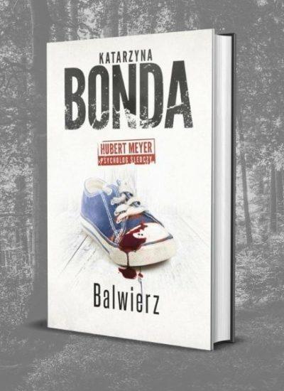 Balwierz Katarzyny Bondy - Hubert Meyer wraca w 6 tomie serii