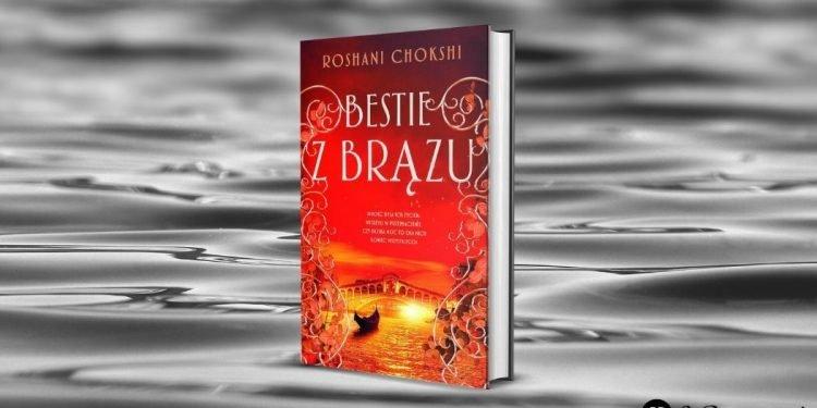 Bestie z brązu - nowość z serii Pozłacane wilki Roshani Chokshi