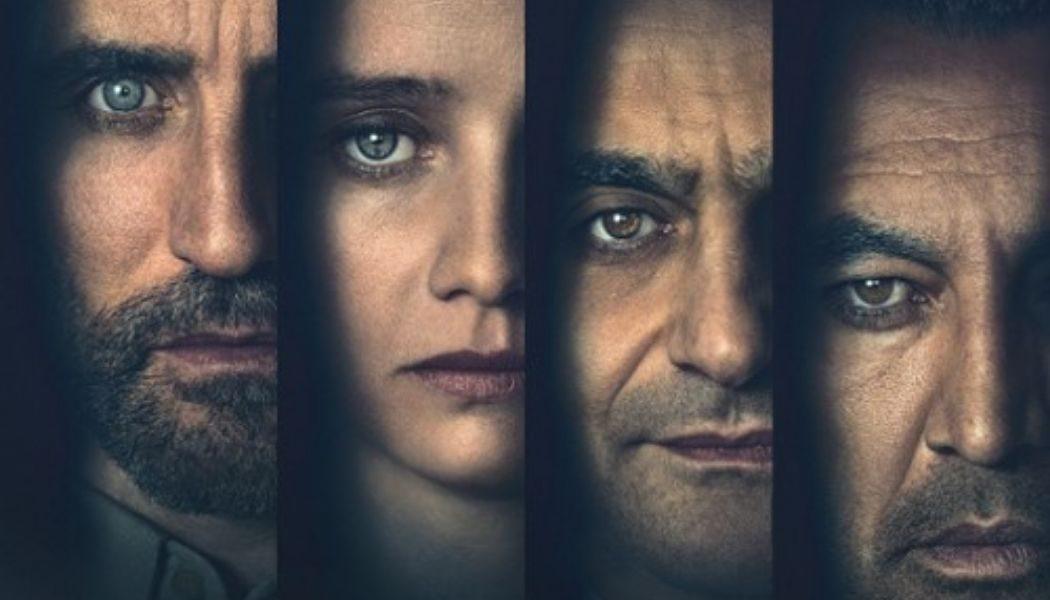 Kierunek: noc drugi sezon - fragment plakatu promującego serial