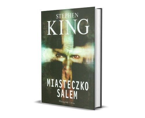 Miasteczko Salem Stphena Kinga - okładka