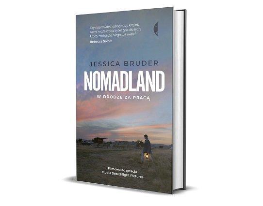Nomadland. W drodze za pracą najlepszym reportażem 2020 roku