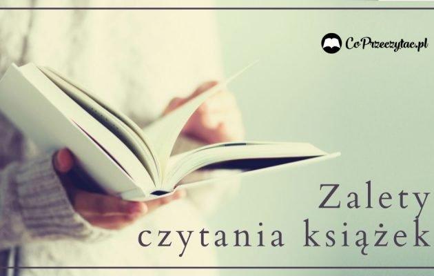 Zalety czytania książek zalety czytania książek