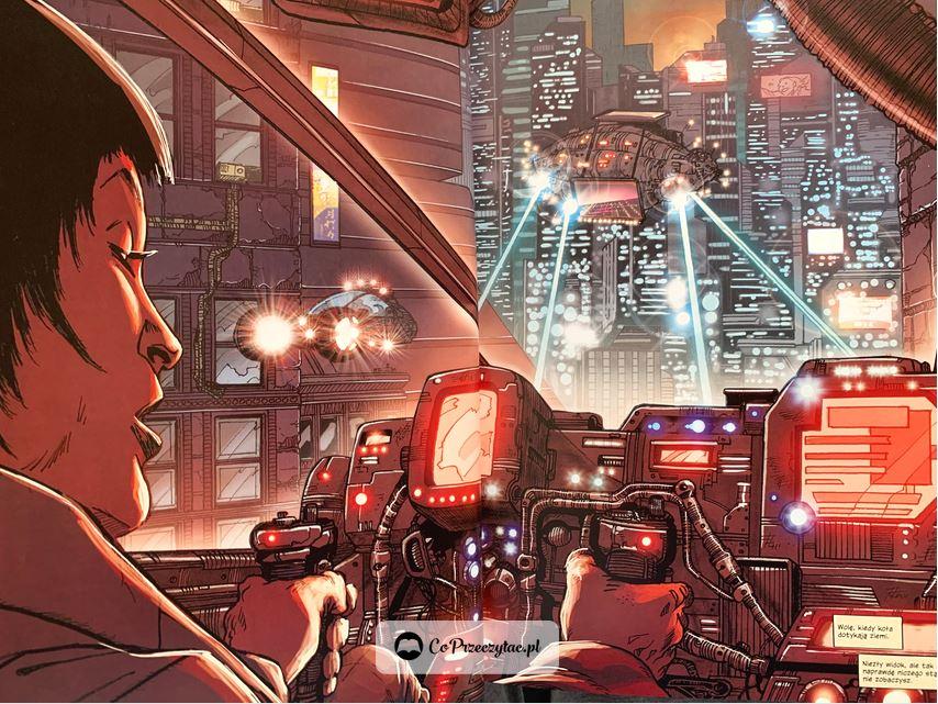 Komiks Blade Runner 2019. Tom 1 znajdziesz na TaniaKsiazka.pl