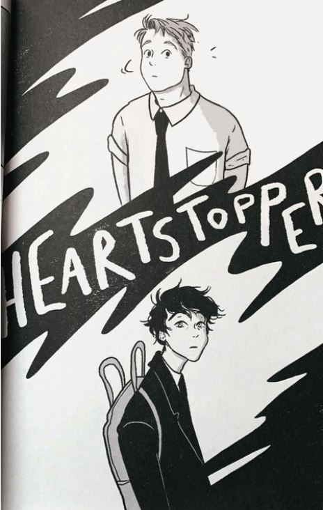 Komiks Heartstopper tom 1. znajdziesz na TaniaKsiazka.pl
