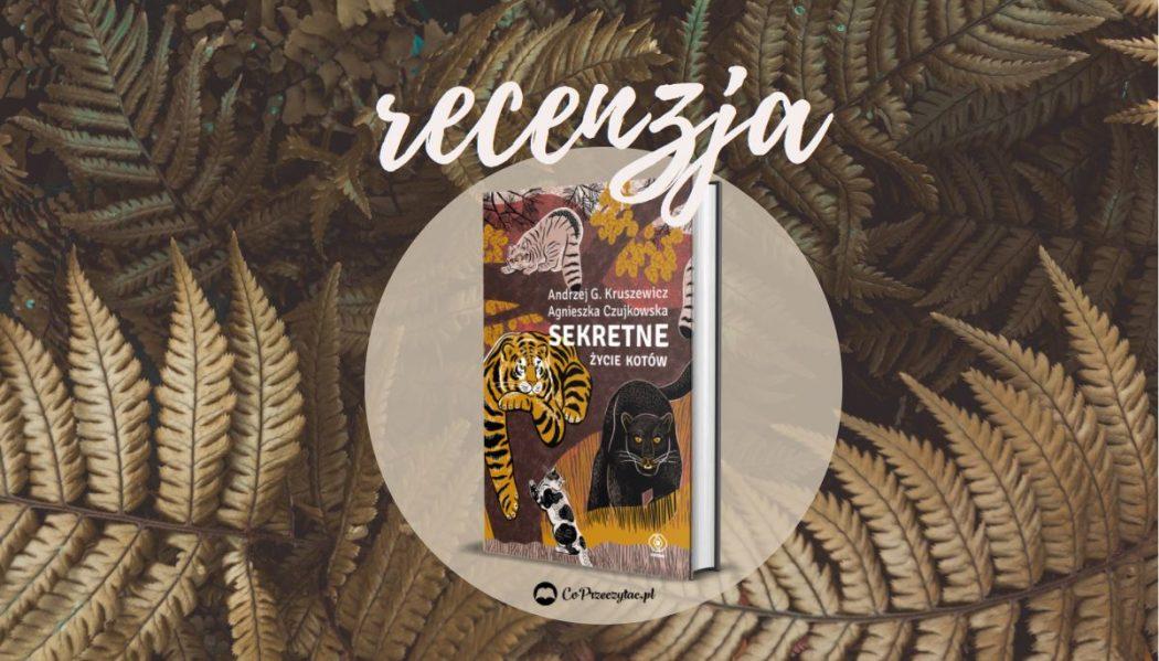 Książkę Sekretne życie kotów znajdziesz na TaniaKsiazka.pl